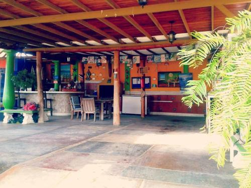 Casas Vacacionales la Gaviota, Maneiro