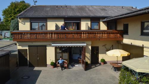 Monchbergerhof Muller, Bad Kreuznach
