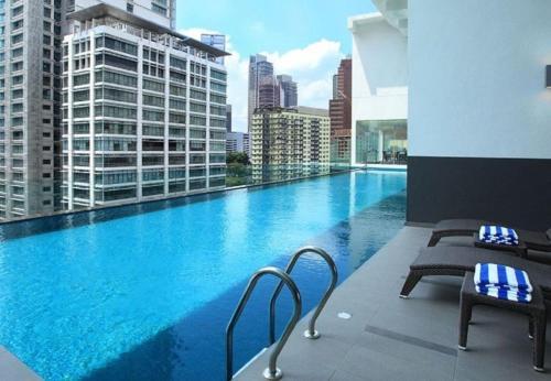 Maxhomes@Ramada Suites, Kuala Lumpur