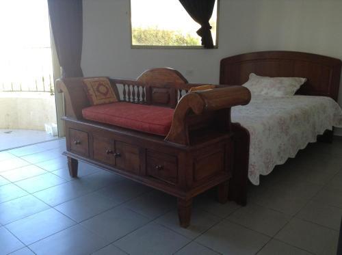 family room with balcony,