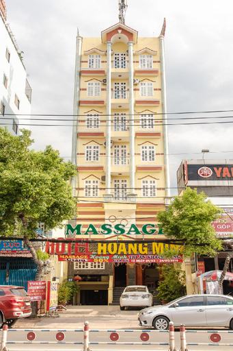 Hoang Minh hotel, Binh Tan