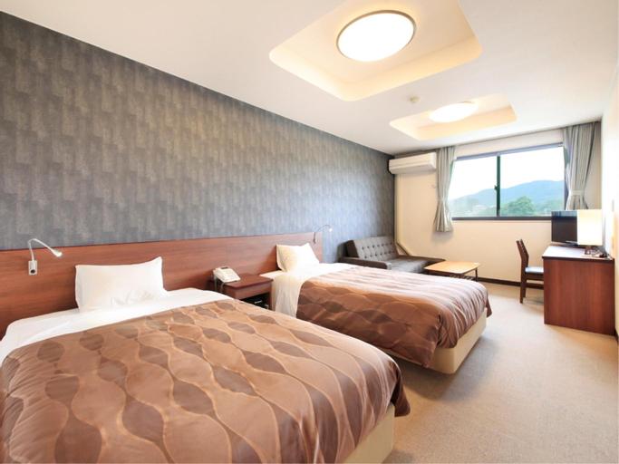 Hotel Togariishi, Chino