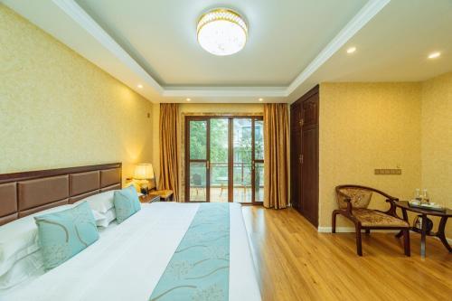 Floral Hotel · NO.8 Water Manor Wuyishan, Nanping