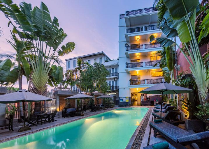La Da Kiri Boutique Hotel, Siem Reab