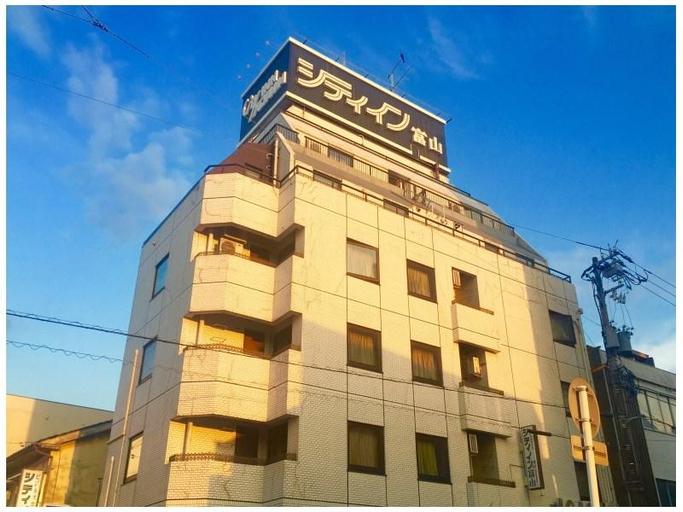 Hotel City Inn Toyama, Toyama