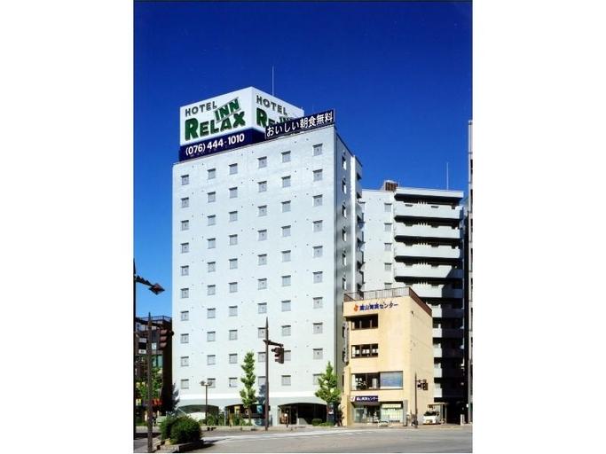 Hotel Relax Inn Toyama, Toyama