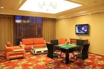 Golden Zone Hotel Parking Lot, Xishuangbanna Dai