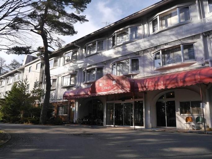 Yamanaka Lake Side Hotel Seikei, Yamanakako