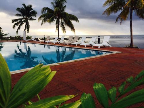 The St Therese Samoa Retreat & Accommodation, Gaga'emauga I