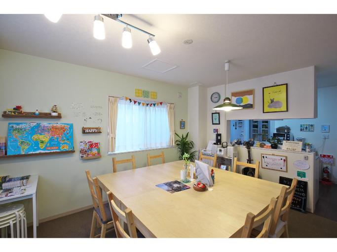 Shironoshita Guesthouse - Hostel, Himeji