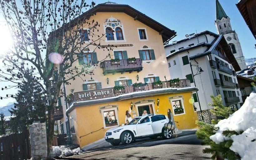 Ambra Cortina Luxury & Fashion Boutique Hotel, Belluno