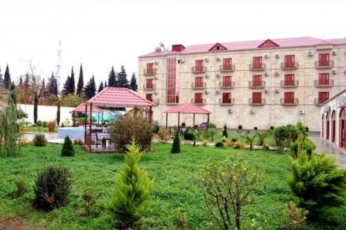 GRATA HOTEL, Zaqatala