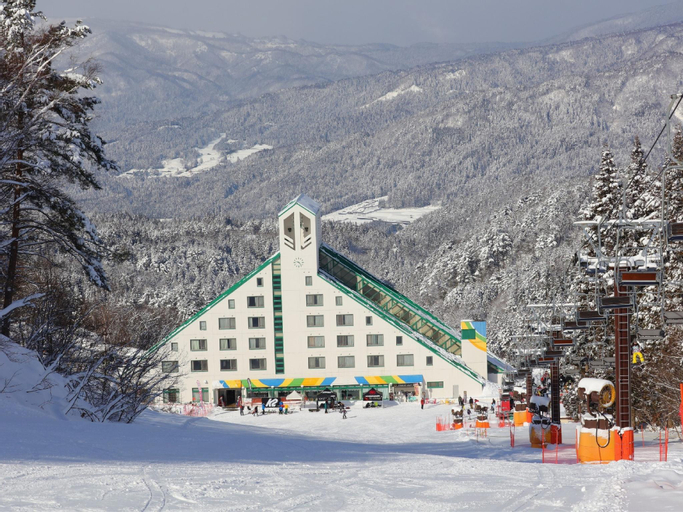 Washigatake Kogen Hotel Rainbow, Gujō