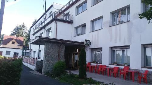 Hotel Praha *** - turisticka ubytovna, Domažlice
