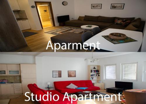 City Center Studio & Apartment, Priština