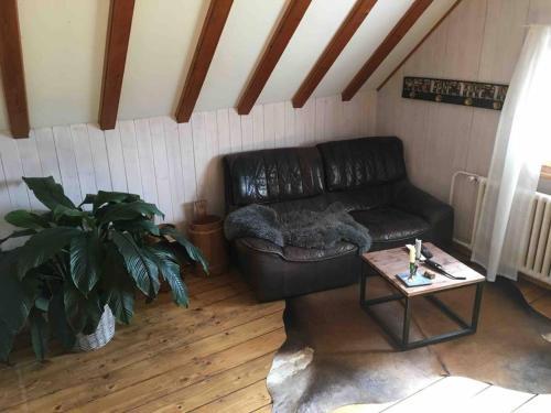 rustikales Dachgeschoss, Appenzell Ausserrhoden