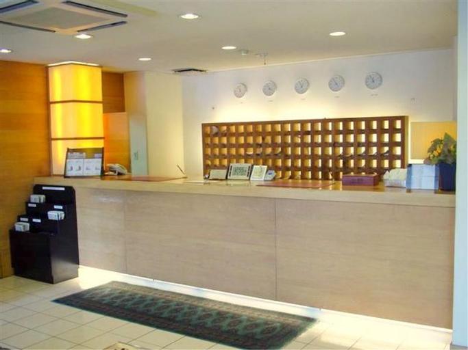 Okazaki Dai-ichi Hotel, Okazaki