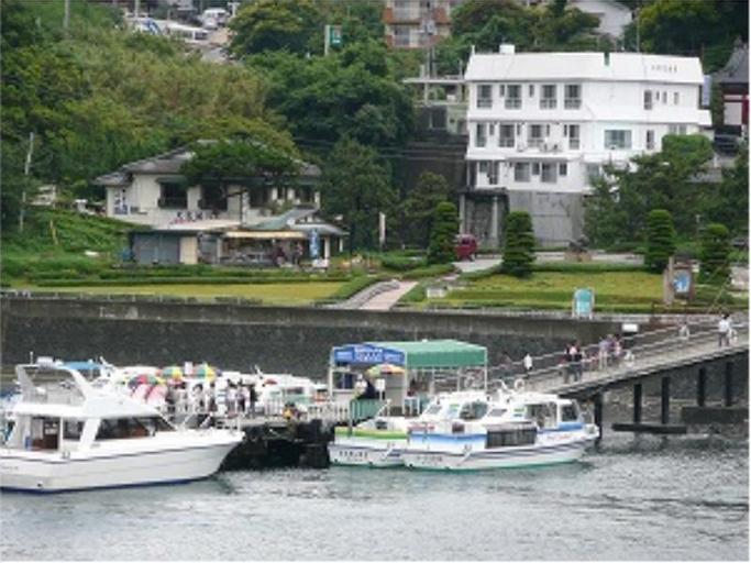 Seaside Dogashima, Nishiizu