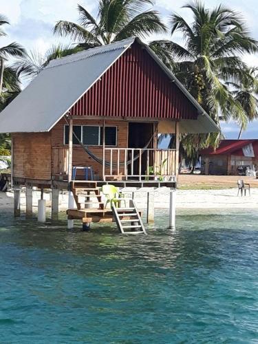 Cabanas wailidup, Kuna Yala