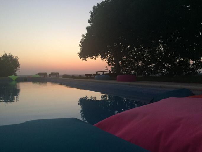 Villa With 3 Bedrooms in Vila Nova da Baronia, With Wonderful Mountain View, Private Pool, Furnished Garden, Alvito