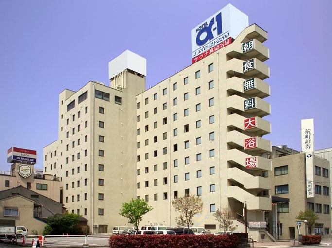 Hotel Alpha-One Toyama Aramachi, Toyama