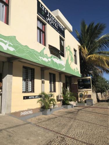 Hotel les 3 cocotiers, Menabe