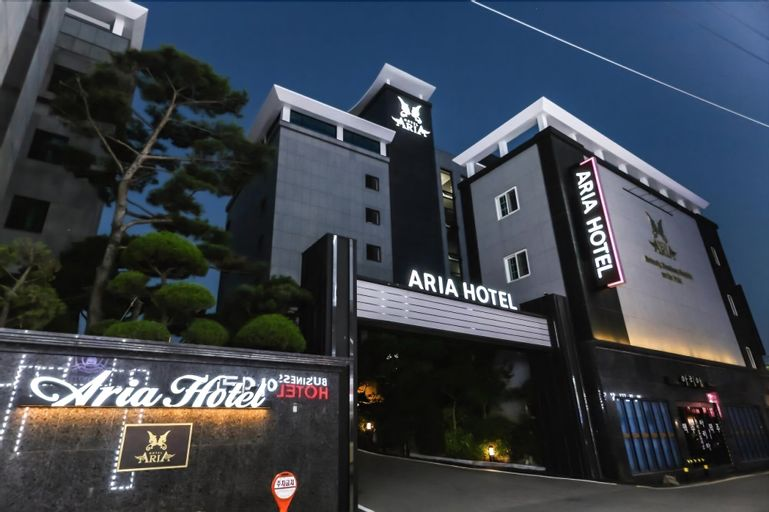 Aria Hotel Seosan, Seosan