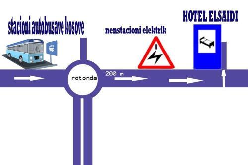 Hotel Elsaidi, Shkodrës