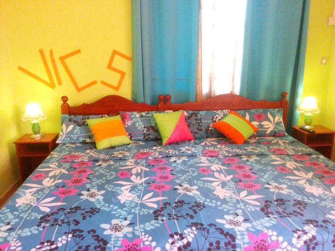 House With 5 Bedrooms in Vacoas, With Wonderful Mountain View, Enclose,