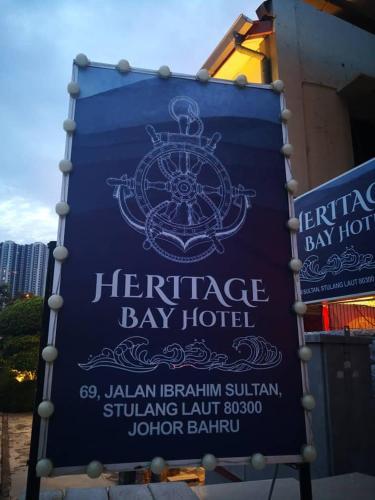Heritage Bay Hotel @ Stulang Laut, Johor Bahru