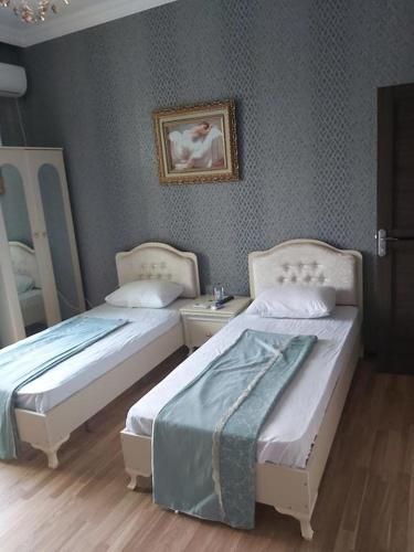Motel ipek yolu Goygol, Gəncə