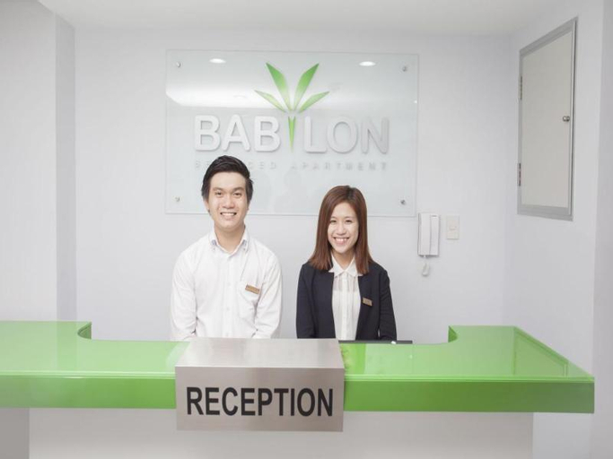 Babylon Serviced Apartment, Quận 1
