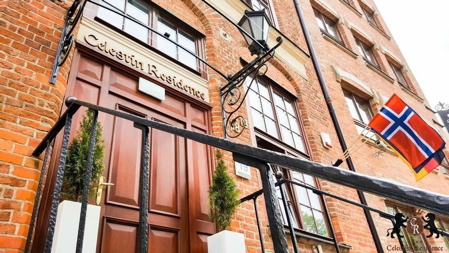 Celestin Residence, Gdańsk City