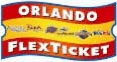 Orlando Flex Ticket, Orange