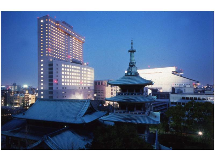 Daiichi Hotel Ryogoku, Taitō