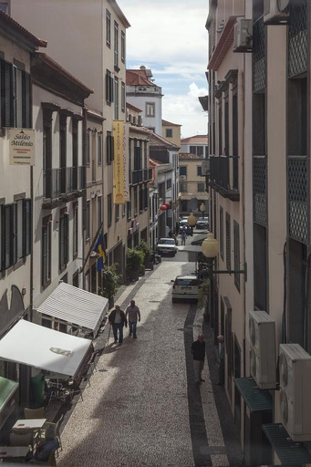 Downtown apartments, Funchal