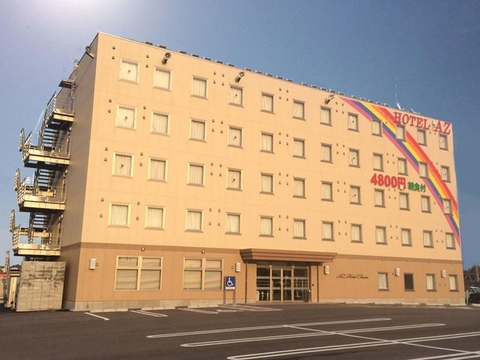 HOTEL AZ Saga Ogi Ten, Ogi