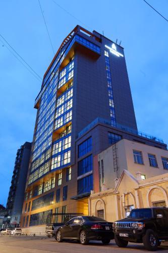 Corporation tower, Ulan Bator