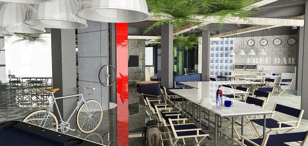 Tempo D Hostel, Muang Surat Thani