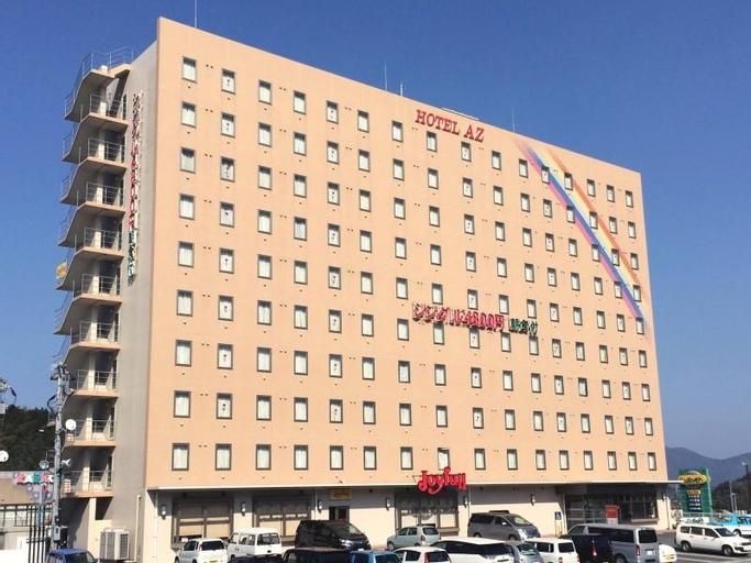 HOTEL AZ Fukuoka Munakata Ten, Munakata