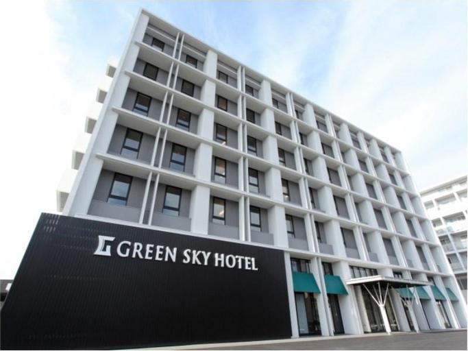 Green Sky Hotel Takehara, Takehara