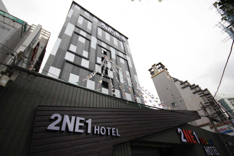 Hotel 2NE1, Haeundae
