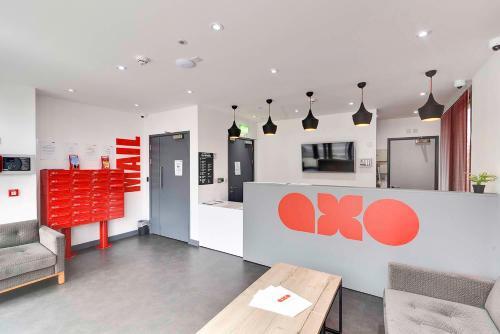 AXO NEW CROSS LONDON, London