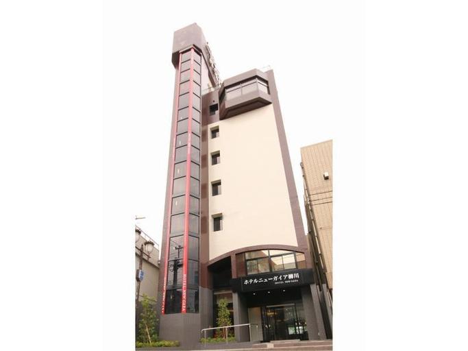 Hotel New Gaea Yanagawa, Yanagawa