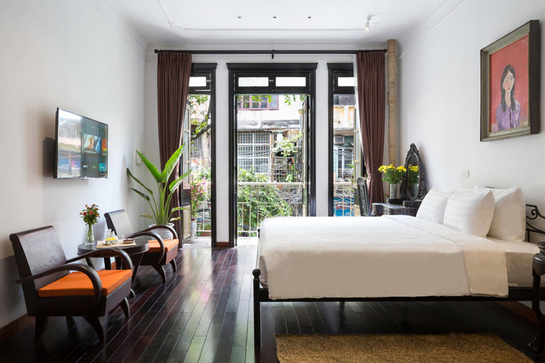 Centraltique Downtown - Bespoke Colonial House Near Hoan Kiem Lake, Hoàn Kiếm