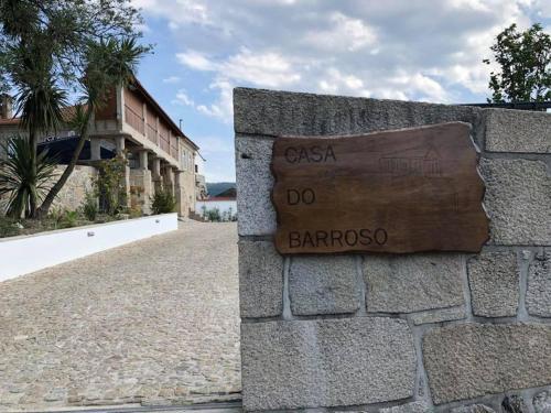 Casa do Barroso, Cabeceiras de Basto
