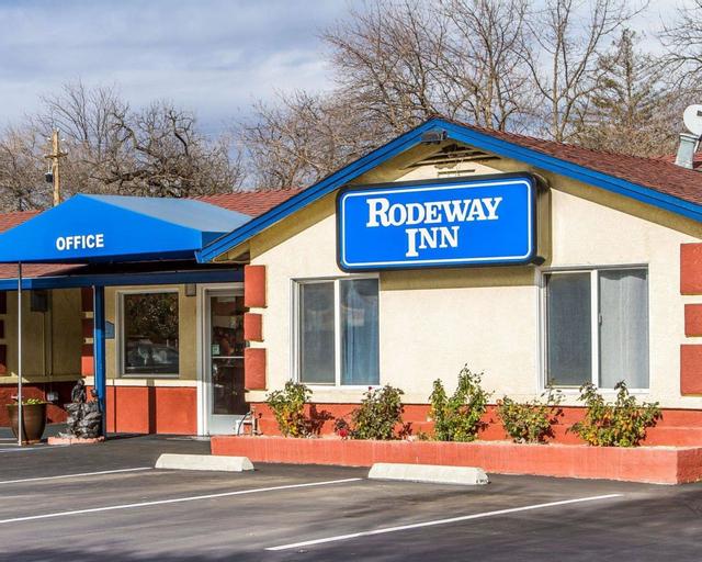 Rodeway Inn Chico University Area, Butte