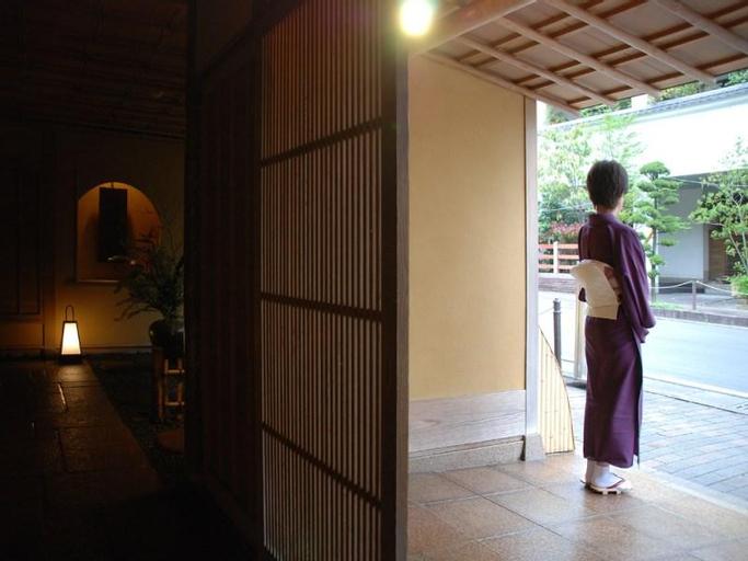 Kaiseki-yado Ougiya, Takeo