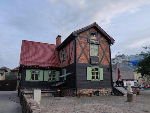 Captain hotel & apartments, Liepaja