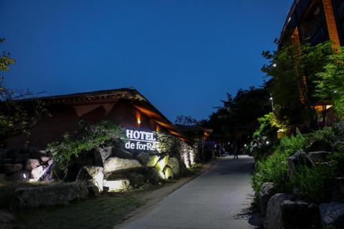 Hotel de forRe, Suseong